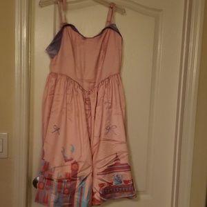 Disney Parks Fantasyland Dress